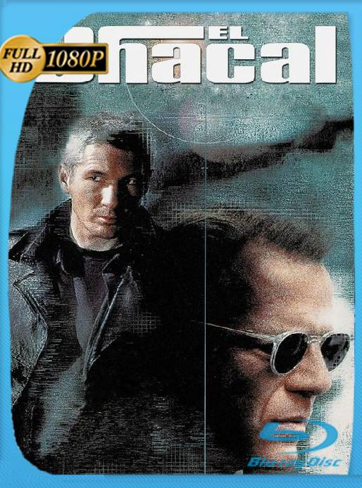 El chacal (1997) BRRip [1080p] [Latino] [GoogleDrive] [RangerRojo]