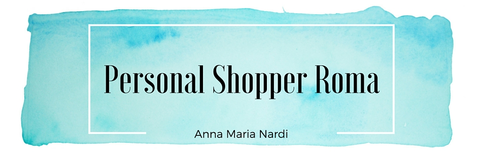 Personal Shopper and Fashion Consultant Roma