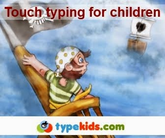 Touch Typing for Children