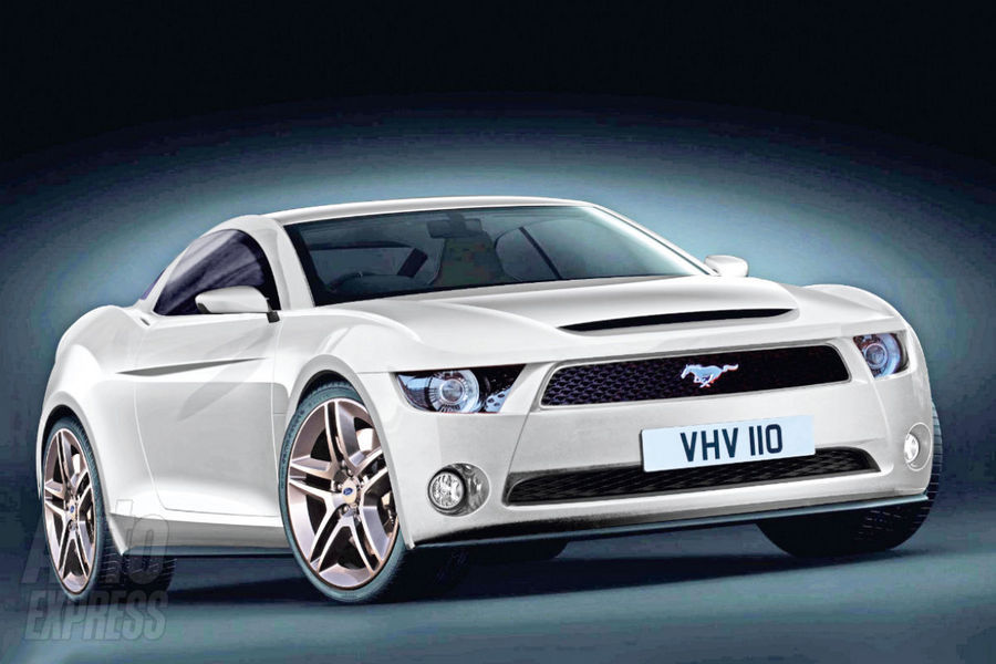 2014 - [Ford] Mustang VII 2014%2Bford%2Bmustang.