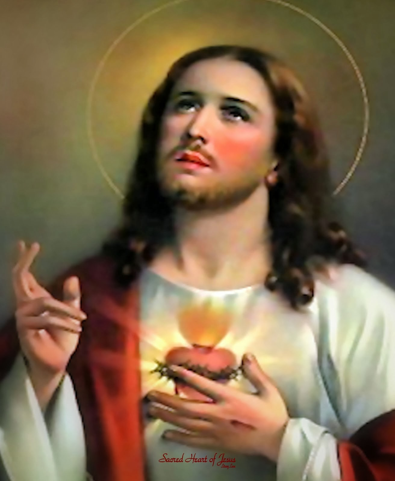 Sacred Heart of Jesus Novena