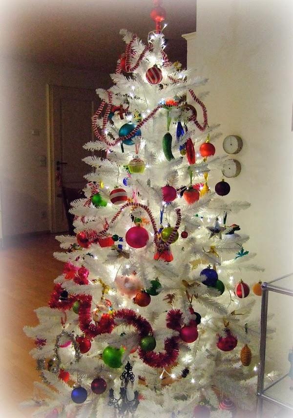 Be pretty by beate kitschiger weihnachtsbaum for Amerikanischer weihnachtsbaum