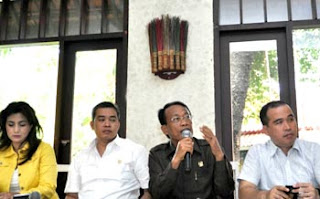 Anggota DPD RI Menyatakan Dukungan Untuk Ical