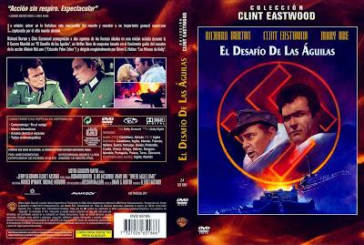 El desafío de las águilas (1968) | Caratula | Cine Clásico