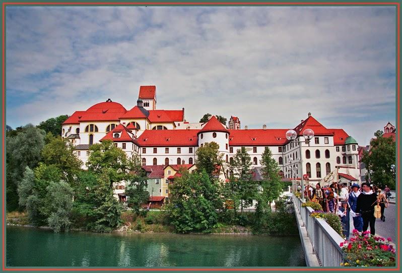 Hohes Schloss Castle Füssen