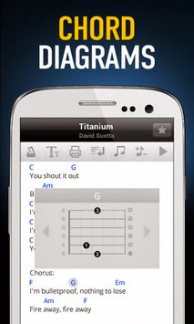 Ultimate Guitar Tabs & Chords android apk - Screenshoot