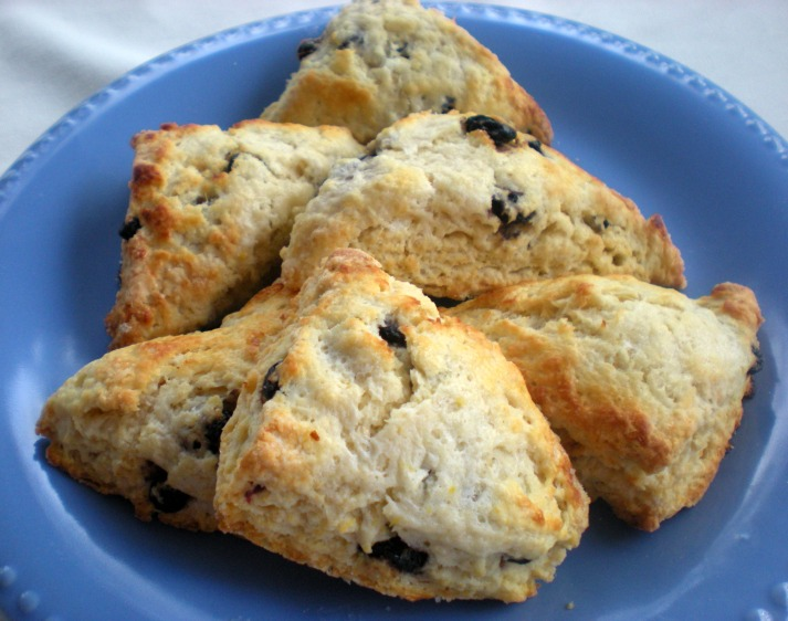 whipped cream and fresh blueberries low fat blueberry scones lemon ...