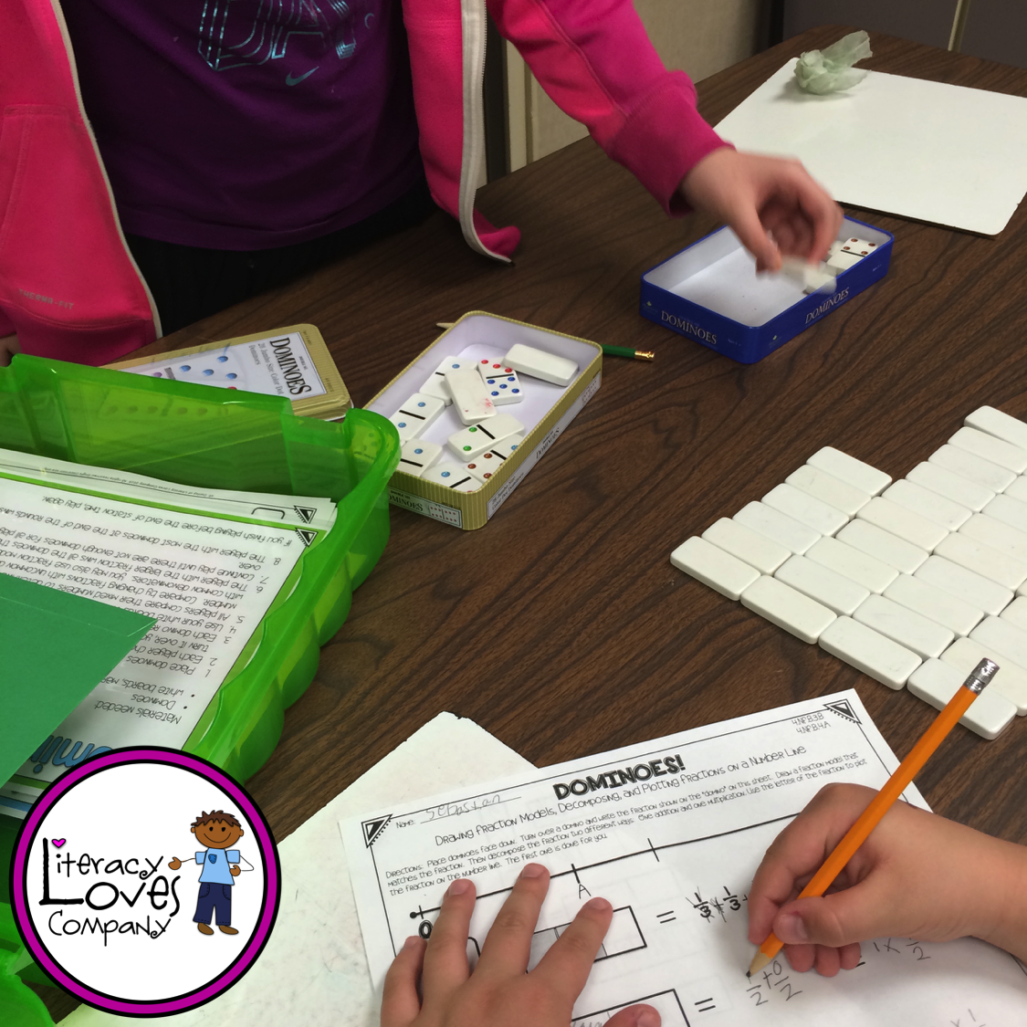 Setting up a math workshop in your elementary classroom is a great way to meet the needs of your diverse learners.  This post is full of tips for implementing and ideas for activities and stations.  You'll also find a link to a free math center!