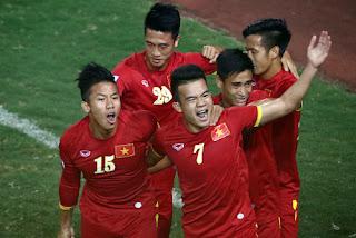 Vietnam Ke Semifinal Sebagai Juara Grup