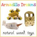 Armadillo Dreams (Best Organic Teethers Ever!)