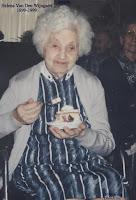 Helena Van Den Wijngaert 1899-1999