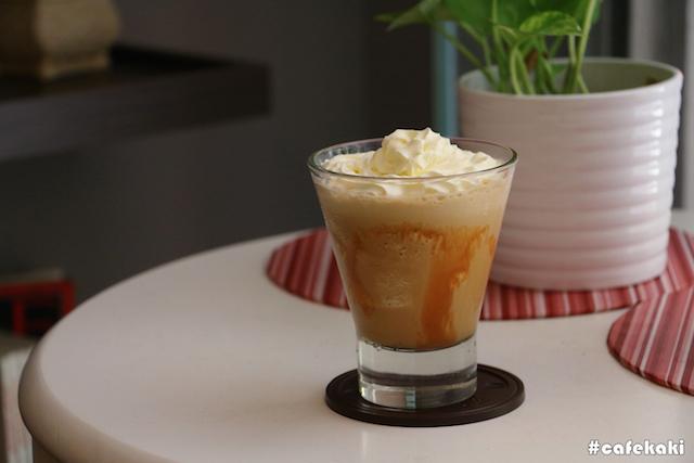 Butterscotch Latte Frappe (RM11.90)
