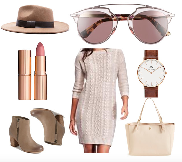 fall style guide neutrals parlor girl