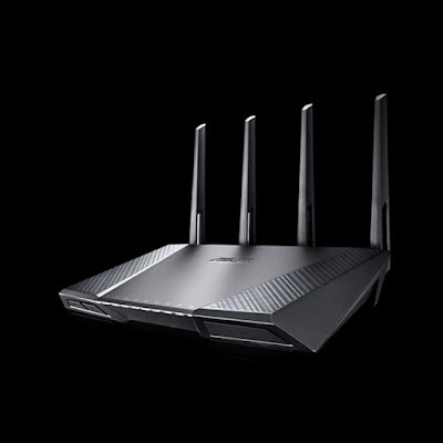 El router Gigabit dual-band inalámbrico AC2400