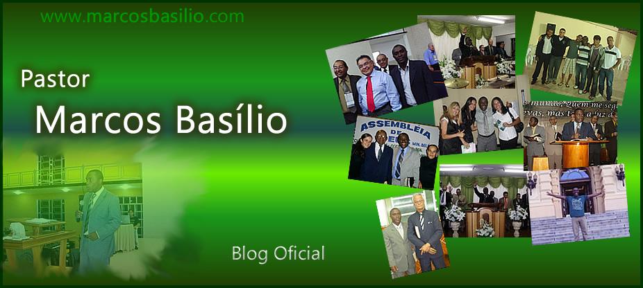 Pastor Marcos Basilio