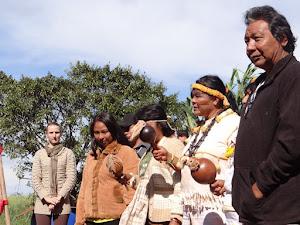 Kaiowá Guarani - aldeia Panambizinho