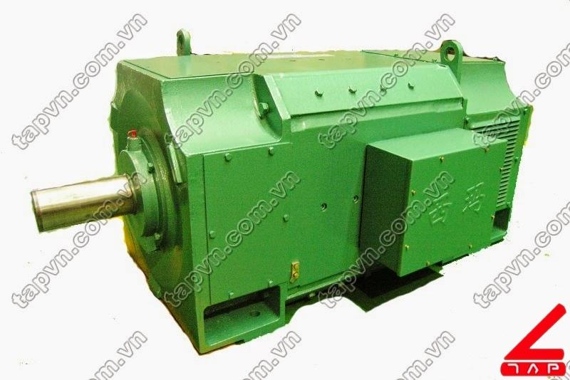 Động cơ 1 chiều cho lò quay xi măng ZSN4 series