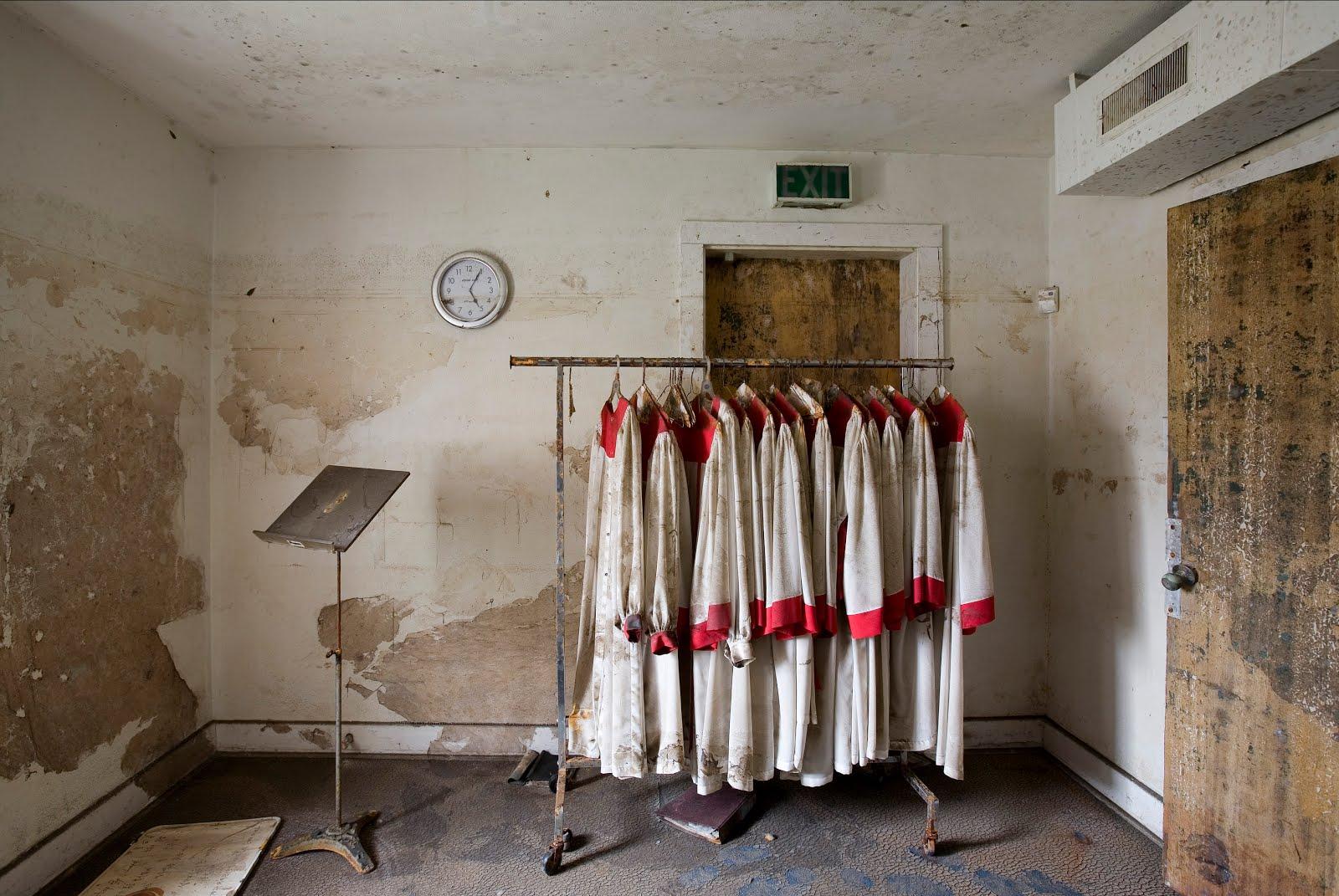 After The Flood: Choir Robes