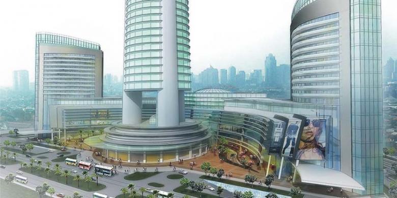 Pencakar Langit Jakarta dalam Sejarah