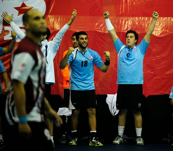 Uruguay (masculino) a semifinales en ODESUR | Mundo Handball