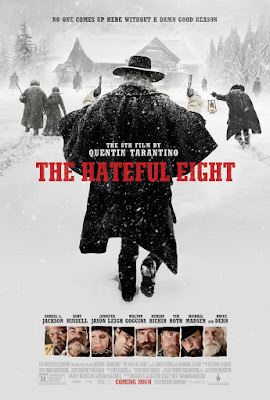 New The Hateful Eight Movie Poster