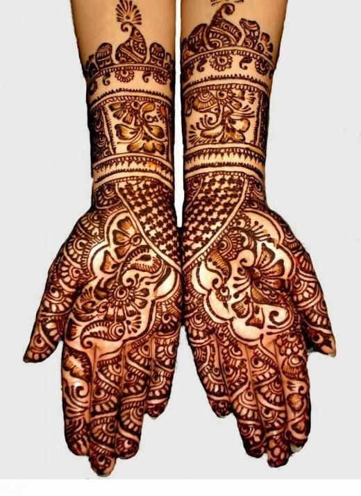 Mehndi Designs For Girls Very Special Indian Dulhan Mehndi Designs