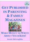 Make Money to Write About Your Kids