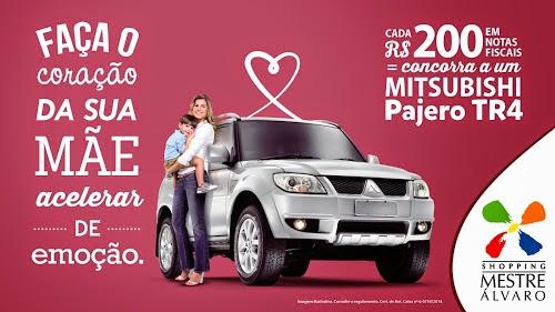 Promoção Dia das Mães Shopping Mestre Álvaro 2014