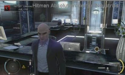 Hitman Absolution Dexter Industries Item Locations