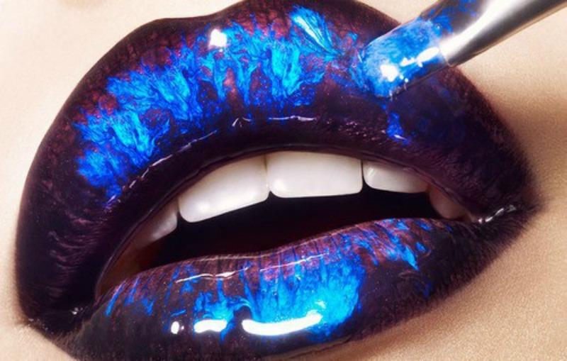 Beauty Galaxy Lips