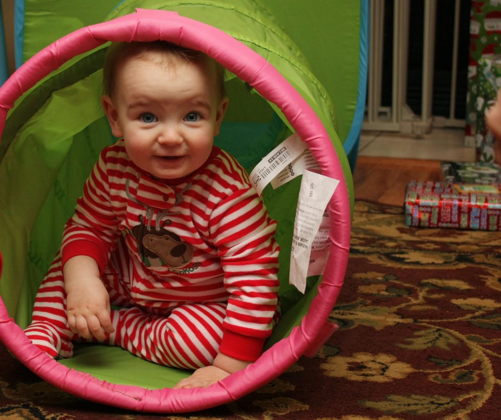 Prize winning baby