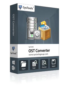 Outlook OST Converter
