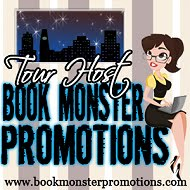 Proud Host for Book Monster Promotions
