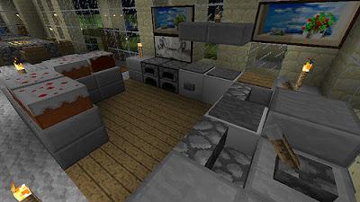 Minecraft furniture ideas homedesign livingrooms room ideas for Minecraft xbox 360 interior designs