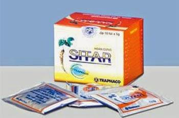 thuốc Sitar chữa bệnh trĩ