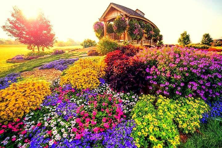 Menikmati keindahan alam semulajadi. Bersyukur di atas segala kurniaan Ilahi. Cara bersyukur dan kelebihannya. Syukur Alhamdulillah.