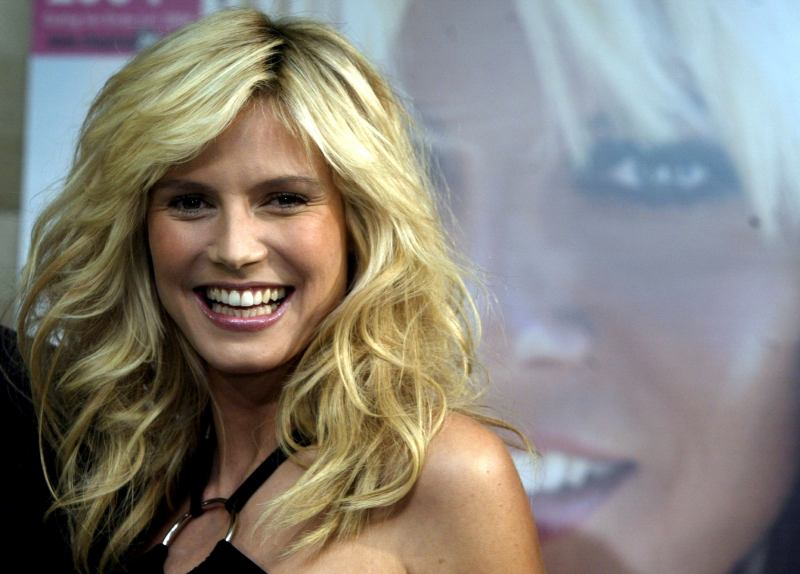 Heidi Klum Hair Styles: Heidi Klum Hairstyle Ideas For Women