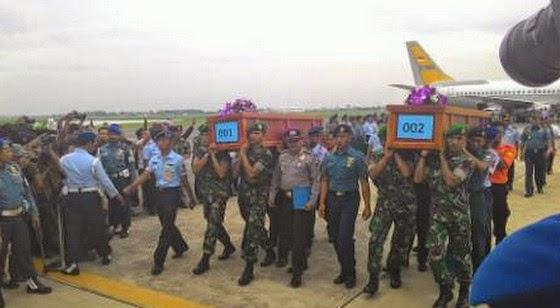 Mayat Lelaki Dan Wanita Dalam Keadaan Sempurna, info, terkini, berita nahas airasia, pesawat AirAsia Indonesia QZ8501,