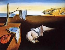 Los Relojes Blandos. Salvador Dalí