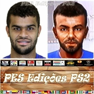 Alisson (Cruzeiro) PES PS2