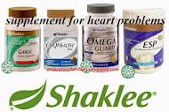 Supplement untuk sakit jantung