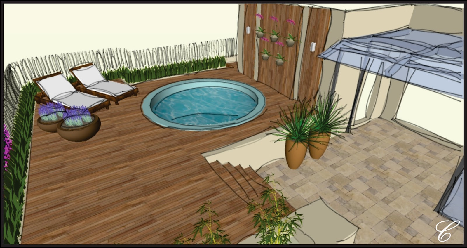 Jardim em apartamento arquiteta catarina loder for Piscinas desmontables altas