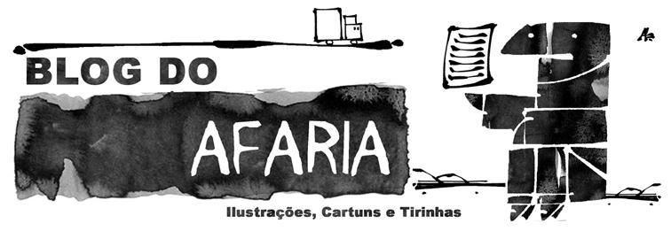 Blog do Afaria - Ilustrações, Cartuns e Tirinhas