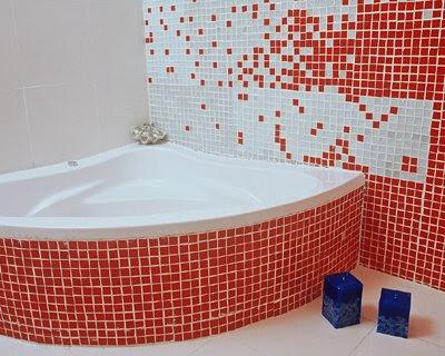 fotos e dicas de Decoração de Banheiro com Pastilhas