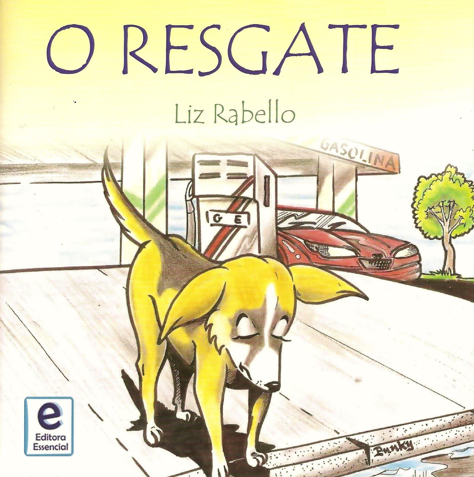 O  RESGATE de Liz Rabello