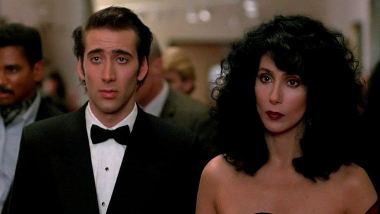 CHER as Loretta Castorini in MOONSTRUCK