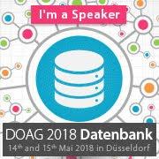 DOAG 2018 Datenbank