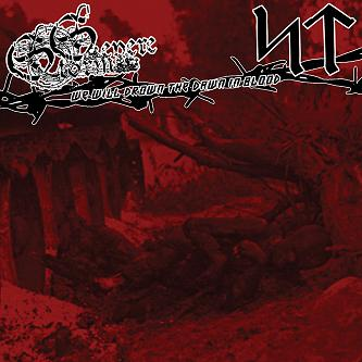 Severe Storm & Slavecrushing Tyrant - We Will Drown The Dawn In Blood (2012)