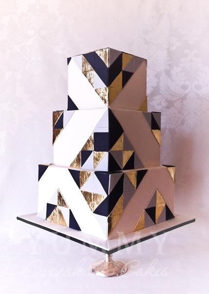 Geometric Cakes