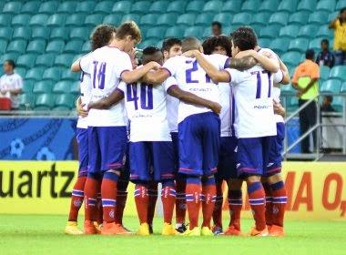 Bahia se reapresenta com 21 jogadores formados na base